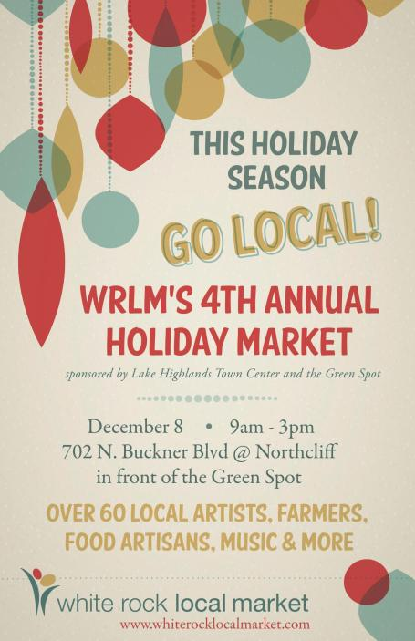 WRLM Holiday poster