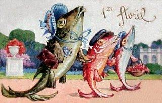 dancing fish