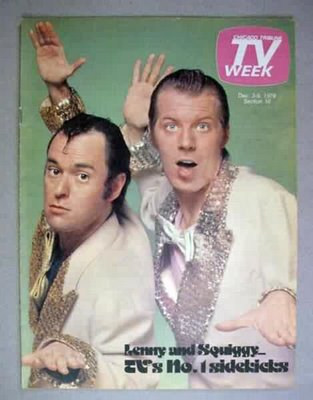lenny and squiggy dating game